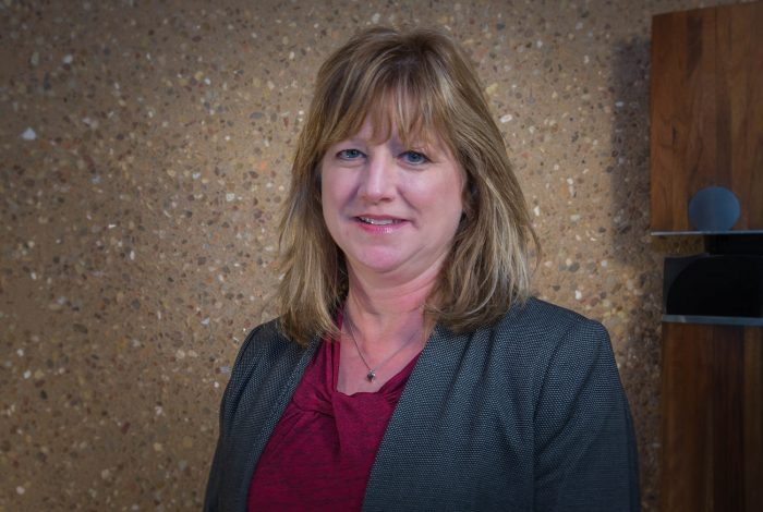 Sherry Brickell at American Banking Systems